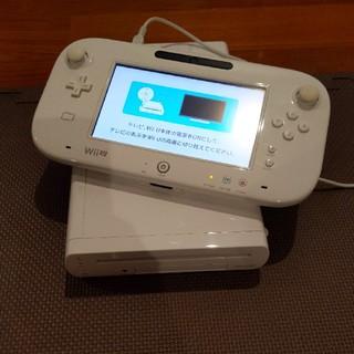 Wii U - wiiu本体8ギガ ゲームパッドセット