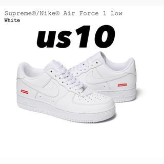 Supreme - Supreme Nike Air Force 1 Low US10