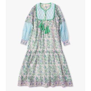 Ron Herman - 新品未使用!SZ blockprints Silk jodhpur dress