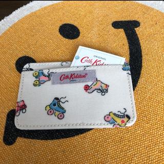 キャスキッドソン(Cath Kidston)の♡キャスキッドソン カードケース ローラースケート♡(財布)