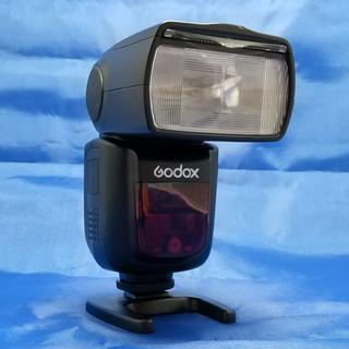 キヤノン(Canon)のGodox V860C kit+XTR16S 2.4GHzワイヤレスセット(ストロボ/照明)