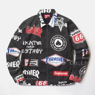 Supreme - supreme thrasher work jacket