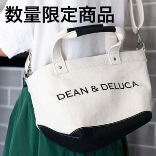 DEAN&DELUCA ディーンアンドデルーカ 2wayキャンバストートバッグS