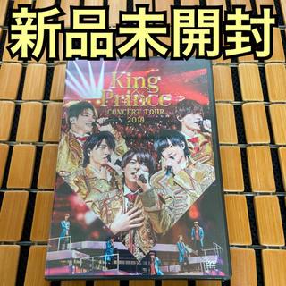 King&Prince キンプリ ライブ DVD 2019 通常盤 新品❣️