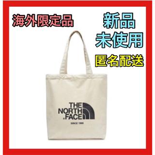 THE NORTH FACE - 【韓国限定 】ザノースフェイス オーガニック コットン トートバッグ