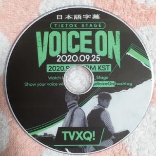 東方神起 - 東方神起🌠TIK TOK STAGE VOICE ON💕日本語字幕つきDVD