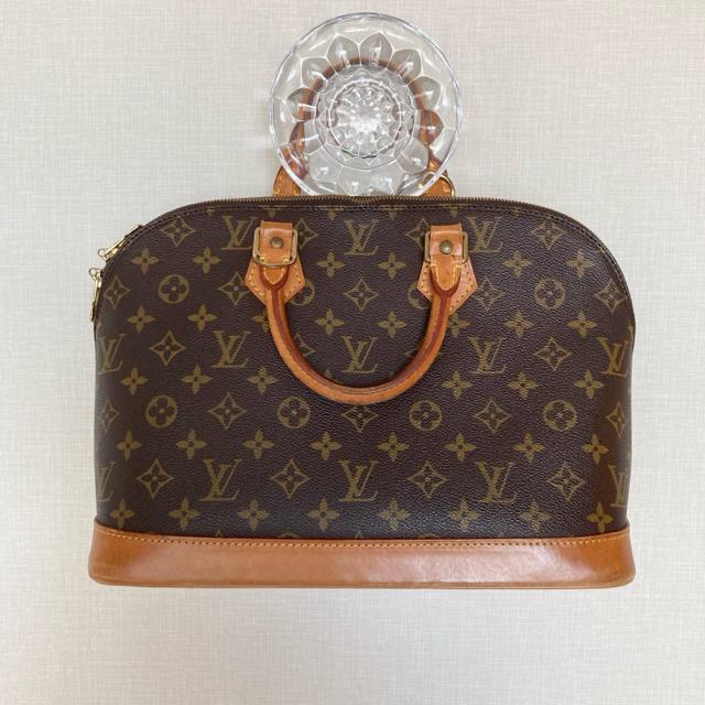 LOUIS VUITTON(ルイヴィトン)のLouis Vuitton ルイヴィトン モノグラム アルマ 正規品 レディースのバッグ(ハンドバッグ)の商品写真