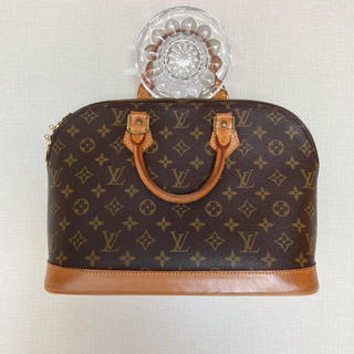 LOUIS VUITTON - Louis Vuitton ルイヴィトン モノグラム アルマ 正規品