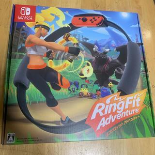 Nintendo Switch - 【中古】リングフィットアドベンチャー
