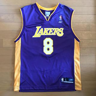Reebok - NBA レイカーズ コービーブライアント  ユニフォーム リーボック