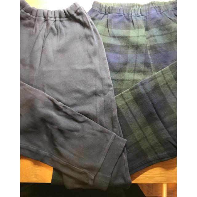 MUJI (無印良品)(ムジルシリョウヒン)の無印良品 パジャマ キッズ/ベビー/マタニティのキッズ服男の子用(90cm~)(パジャマ)の商品写真