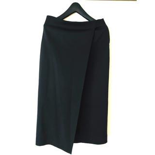 ドゥーズィエムクラス(DEUXIEME CLASSE)のドゥーズィエムクラスラップロングスカート一度着用のみ美品(ロングスカート)