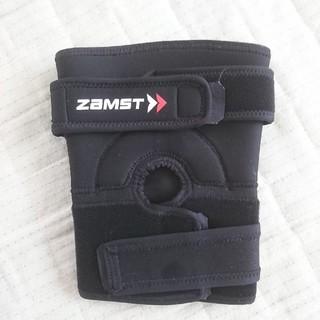 ザムスト(ZAMST)のザムスト JK-2 (ヒザ用サポーター 左右兼用) サイズL(トレーニング用品)