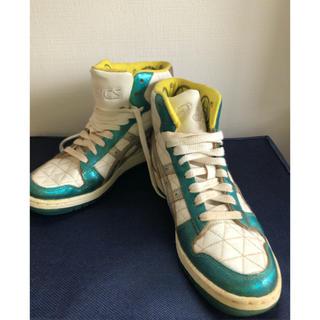 アシックス(asics)のアシックス メンズ 靴(スニーカー)