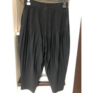 ISSEY MIYAKE - iseey miyake プリーツ homme plisse メンズ パンツ②
