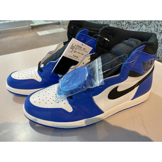 NIKE - NIKE AIR JORDAN 1 RETRO HI OG GAME ROYAL