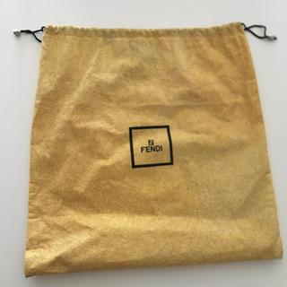 フェンディ(FENDI)のフェンディ 保存袋 巾着(その他)