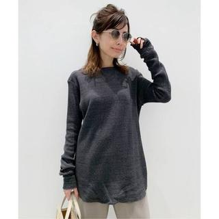 L'Appartement DEUXIEME CLASSE - 新品【GOOD GRIEF/グッドグリーフ】Thermal TOP グレー