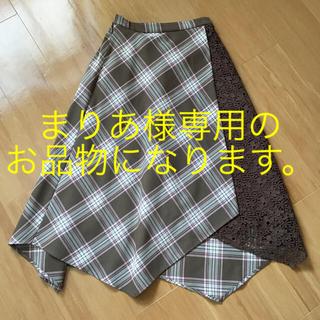 WILLSELECTION - ウィルセレクション スカート