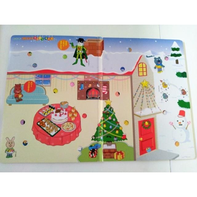 アンパンマン(アンパンマン)のアンパンマン 柔らかパズル&クリスマスパズル エンタメ/ホビーのおもちゃ/ぬいぐるみ(キャラクターグッズ)の商品写真