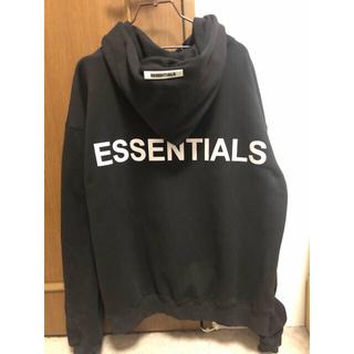 FEAR OF GOD - essentials エッセンシャルズ パーカー M