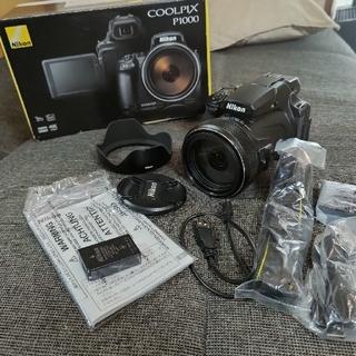Nikon - Nikon  COOLPIX P1000 ニコン