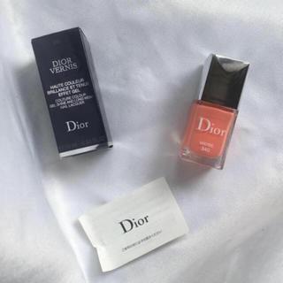 ディオール(Dior)の最終値下げ 限定品 Dior  ディオール ヴェルニ 340 MAYBE(マニキュア)