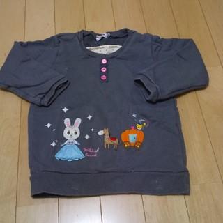 ミキハウス(mikihouse)のミキハウス トレーナー 100(Tシャツ/カットソー)