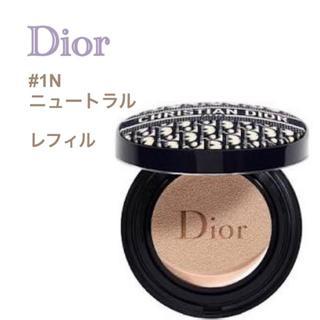 Dior - Dior ディオールスキン フォーエヴァー クッション ファンデーション 1N