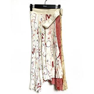 モンクレール(MONCLER)の定価32万 2019SS MONCLER 2 1952 モンクレール スカート(ロングスカート)