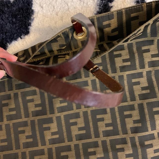 FENDI(フェンディ)のFENDI  ズッカ柄 トートバッグ  レディースのバッグ(トートバッグ)の商品写真