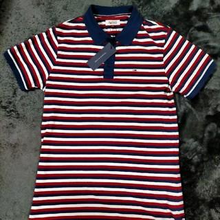 トミーヒルフィガー(TOMMY HILFIGER)のトミーヒルフィガー 半袖シャツ 新品 未使用(ポロシャツ)