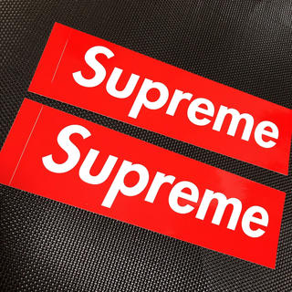 Supreme - supreme ステッカー 2枚
