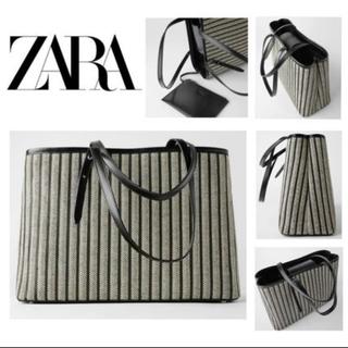 ZARA - ZARAトートバッグ