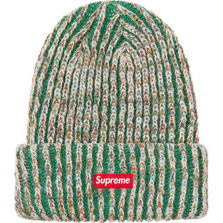 Supreme - supreme Rainbow Knit Loose Gauge Beanie