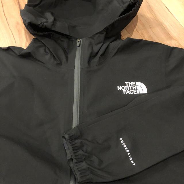 THE NORTH FACE(ザノースフェイス)のザノースフェイス フューチャーライトミストウェイジャケット ブラック レディースのジャケット/アウター(その他)の商品写真