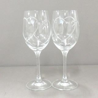 ウェッジウッド(WEDGWOOD)のウェッジウッド ペアグラス新品同様  -(グラス/カップ)