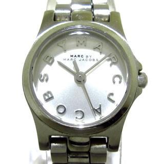 マークバイマークジェイコブス(MARC BY MARC JACOBS)のマークジェイコブス 腕時計 - MBM3198(腕時計)