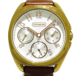 コーチ(COACH)のコーチ 腕時計 CA.76.7.34.083 レディース(腕時計)