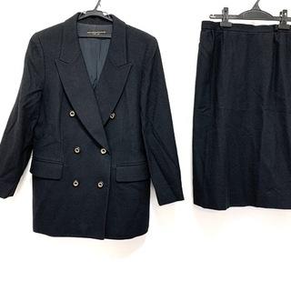 レリアン(leilian)のレリアン スカートスーツ レディース - 黒(スーツ)