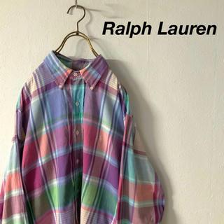 POLO RALPH LAUREN - POLO by Ralph Lauren  マルチカラー タータンチェックシャツ