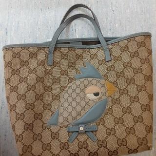Gucci - グッチチルドレンバッグ、10月3日まで最終値下げ