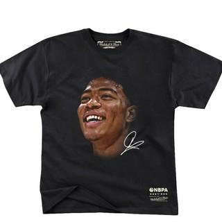 ミッチェルアンドネス(MITCHELL & NESS)のミッチェル&ネス NBA 八村塁ビッグフェイスTシャツ(Tシャツ/カットソー(半袖/袖なし))