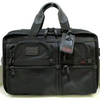 トゥミ(TUMI)のTUMI(トゥミ) ビジネスバッグ - 26141DH 黒(ビジネスバッグ)