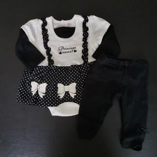 西松屋 - 赤ちゃん ロンパース 70
