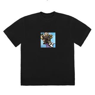 CACTUS - travis scott  tシャツ