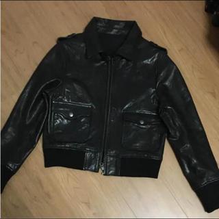 ジーナシス(JEANASIS)のlovely様専用!ジーナシス Vintage Riders jacket(ライダースジャケット)