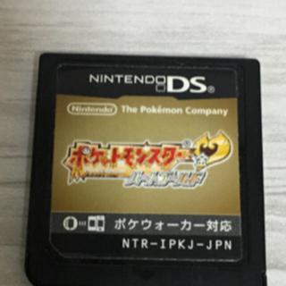 ニンテンドーDS - 3DSでも遊べます!ポケモンハートゴールド 送料無料!