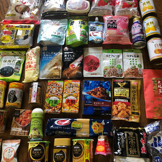 ネスレ(Nestle)の超お得‼️食品 詰め合わせ 42点(缶詰/瓶詰)