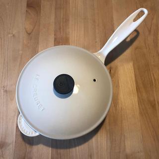 ルクルーゼ(LE CREUSET)のル・クルーゼ 鍋  21cm(鍋/フライパン)